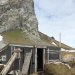 A trapper's cabin at Hornsund, Spitsbergen