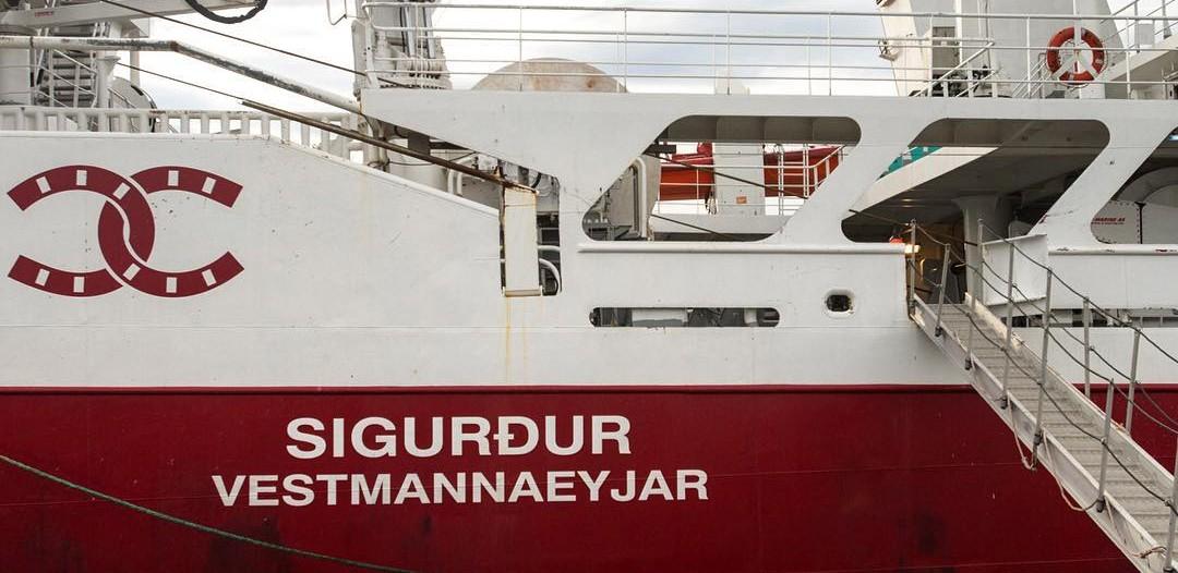Sigurdur - a new trawler