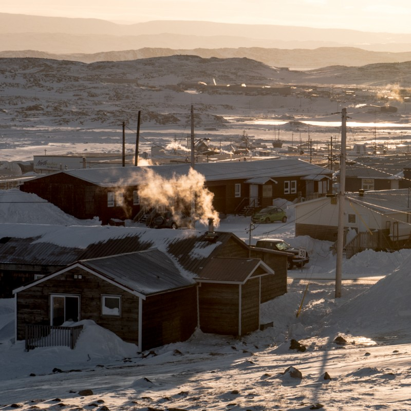 Buildings in Iqaluit