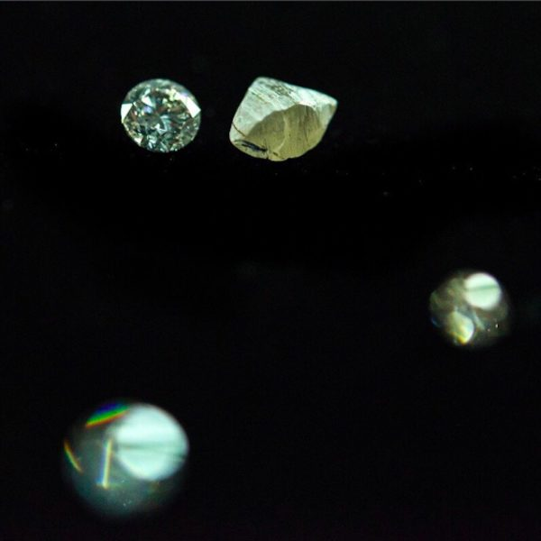 Diamonds in Yakutsk.