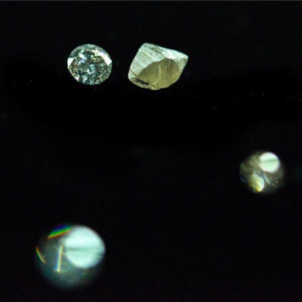 Diamonds in Yakutsk.