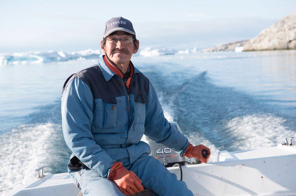 Elias Fleischer. Ilulissat, Greenland.